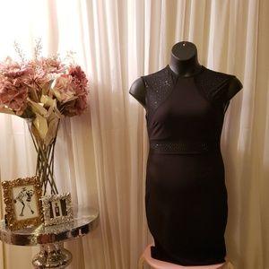 🖤 Lil Black dress w/ rhinestone